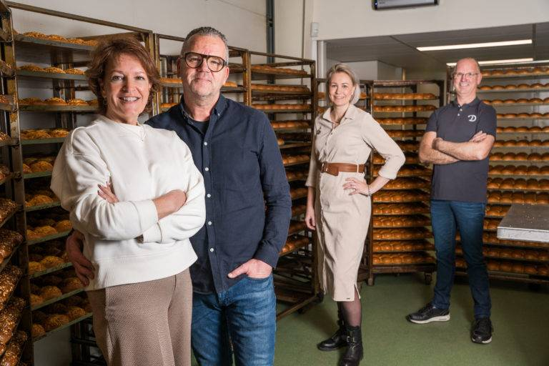 Bakkerij Dunselman Management Team